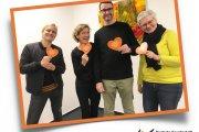 Gruppenfoto EUTB-Team