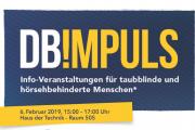 DB!mpuls Vortrag am 6.2.2019