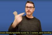 Ausschnitt DGS-Video