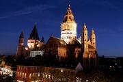 Ansicht des Mainzer Doms