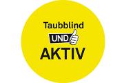 Taubblind und AKTIV Button