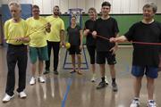 TISP- ein Sportprojekt der Stiftung taubblind leben