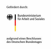 BMAS Logo zur EUTB Förderung